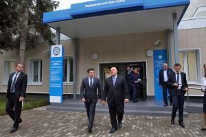 Михаил Мишустин на открытии ЦОДа ФНС