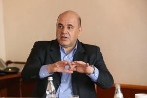 М. В. Мишустин встретился с журналистами на заседании Пресс-клуба в ФНС России