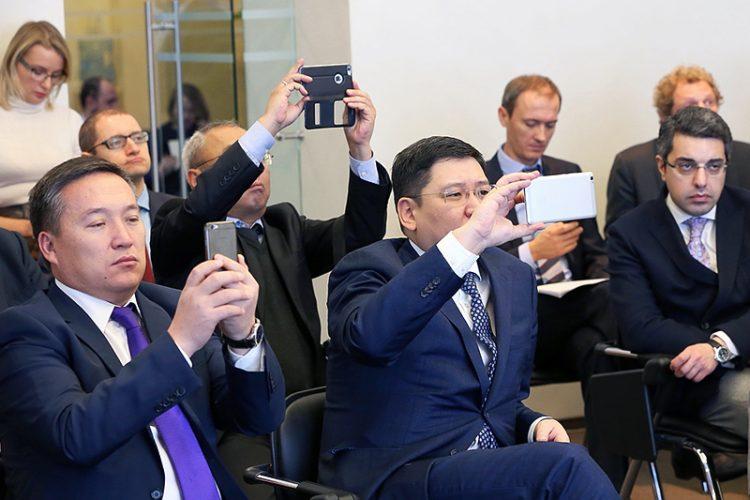 Главы налоговых и таможенных администраций ЕАЭС познакомились с опытом ФНС России по внедрению IT-технологий в налоговое администрирование