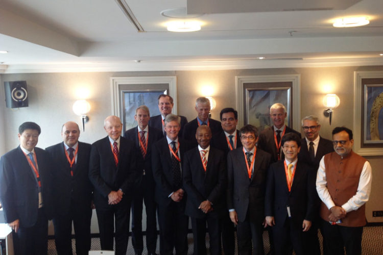 Мишустин возглавил делегацию ФНС России на заседании Бюро Форума ОЭСР по налоговому администрированию