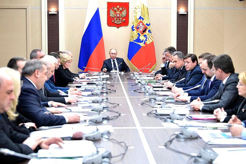 Путин Мишустин маркировка